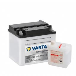 Varta Powersports Freshpack A514 507101 YB7C-A