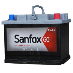 Sanfox Calcium (VAG) 60
