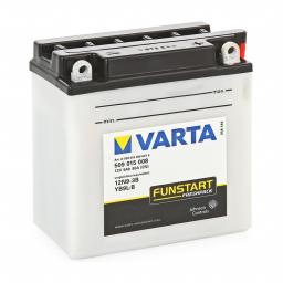 Varta Powersports Freshpack A514 509015 12N9-3B / YB9L-B