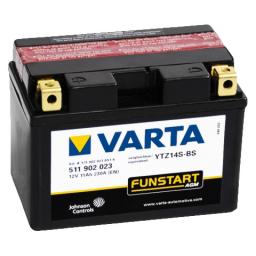 Varta AGM A514 511902 YTZ14S-4 / YTZ14S-BS