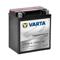 Varta AGM A514 514902 YTX16-4 / YTX16-BS