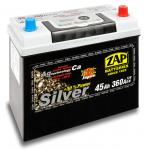 Zap Silver Asia 45L