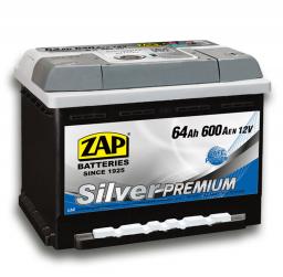 Zap Silver Premium 64l