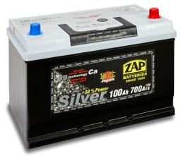 Zap Silver Asia 100L