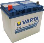 Varta Blue Dynamic D48