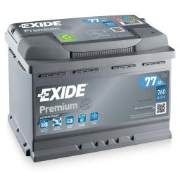 Exide Premium 77L