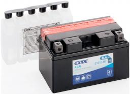 Exide YTX7A-BS / ETZ10-BS / YTZ10S Dry