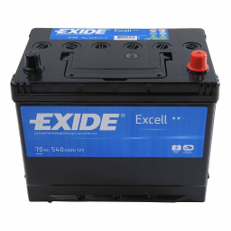 Exide Excell Asia 70L