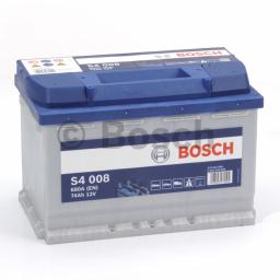 Bosch S4 Silver (S40 080)
