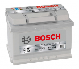 Bosch S5 Silver Plus (S50 040)