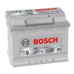 Bosch S5 Silver Plus (S50 060)