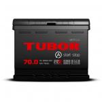 TUBOR OEM EFB 6СТ-70.0 VL (Start-Stop)