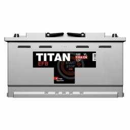 TITAN EFB 6СТ-100.0 VL (Start-Stop)