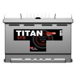 TITAN EFB 6СТ-75.1 VL (Start-Stop)