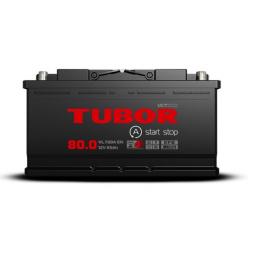 TUBOR OEM EFB 6СТ-80.0 VL (Start-Stop)
