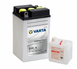 Varta Powersports Freshpack A514 008011 B49-6