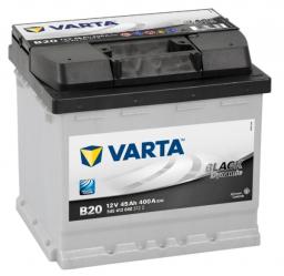 Varta Black Dynamic B20