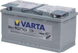 Varta Silver Dynamic AGM G14