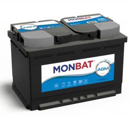 Monbat AGM Start-Stop 60