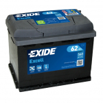 Exide Excell 62L