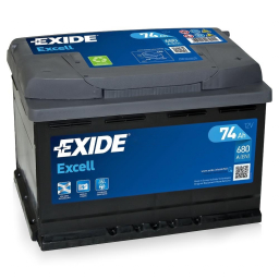 Exide Excell 74R
