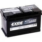 Exide Micro Hybrid ECM 80 (Start-Stop)