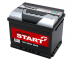 Extra Start 6СТ-60N L+ (L2)