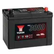 Yuasa D26 72-630l / 90D26l-MF / 80D26L-MF